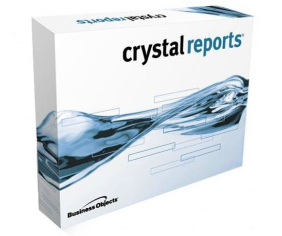 Crystal Report for VB.Net