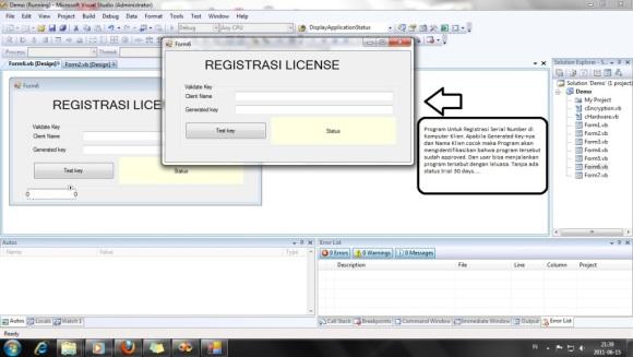 Program Security - 4 VB.Net