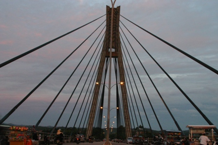 Barelang Bridge V